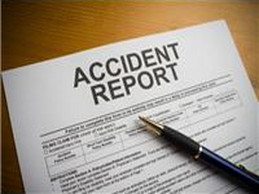 Accidents at Work Accident Report